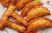 Tartes de noix de coco sucrée Fried