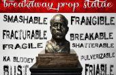 Faire une Statue de Prop échappée pour le cinéma ou théâtre