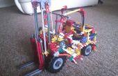 Knex chariot 4 roues directionnelles