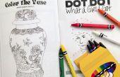 Crayons personnalisés Golden Girls