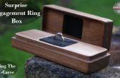 Surprendre la bague de fiançailles Box