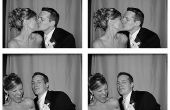 DIY mariage Photo Booth Portable