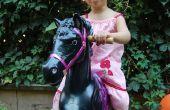 Réaménagement d'un cheval à bascule Retro