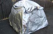 Ajout d'isolant thermique à votre tente