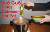 Simple du Sichuan Huo Guo (épicé Hot Pot)