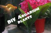 Plantes d'Aquarium de faux
