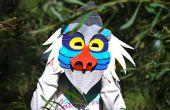 Makedo babouin masque