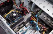 Guide de sélection de la partie pour la construction d'un nouvel ordinateur