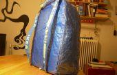 Hack IKEA : bleu sac à dos