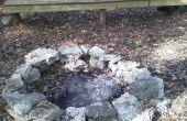 Banc pour Fire pit