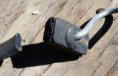 Réutiliser l'utilisation pour un vieux bracelet en caoutchouc d'élastique (idée de projet DIY)