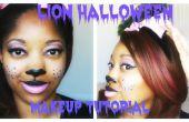Maquillage Halloween Lion | GRWM