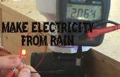 Générateur de descente pluviale