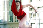 Lady Gaga Cowl Hood