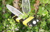 Raquette de BADMINTON BUMBLE BEE