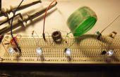 Circuits de Joule Thief LED
