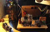 Glowbugs - Homebrew Tube Amateur Radio émetteurs et récepteurs