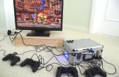 Console portable emulator : ArcadeBox