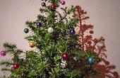 Micro billes-balles pour un arbre de Noël petit