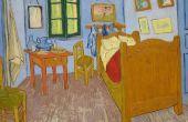 Faire une peinture de Van Gogh par l'oeuvre de nombres