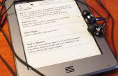 Apprivoiser un Kindle excentrique Audio Jack