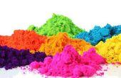 Holi-bricolage couleurs naturelles