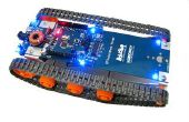 DFRobotShop Rover w/Xbee et Joystick