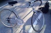 Remise en état et modernisation d'un vieux vélo