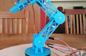 3D imprimés bras robotique
