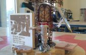 Bonsai électrique « Une nouvelle durable sur le thème Art forme » Intro-partie #1 l'histoire de vent