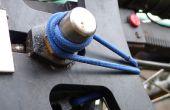 Solution miracle pour Broken Shift Cable sur NuVinci CVT moyeu à l'aide d'une cravate de cheveux
