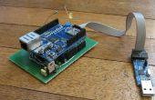 Arduino clone atmega644/1284 + VB NET + MODBUS TCP bouclier ethernet + advancedHMI
