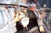 Comment nettoyer un carb dirtbike/4 roues et plus faible pollution