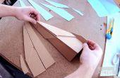 Plan de jouet en bois avec une feuille MDF