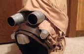 STAR WARS Tusken Raider masque