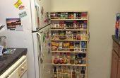 Caché réfrigérateur Gap coulissant garde-manger