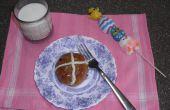 Rendre plus sain Pâques brioches