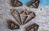 Lasercut diamants