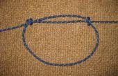 Inverser les noeuds coulissants pour Bracelets