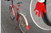 Bavette pour les vélos