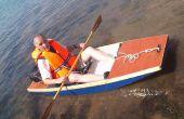 Faites votre propre zip rapide et facile attacher & plis mini bateau - plaisir maximum pour le moins d'argent !