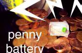 Penny batterie