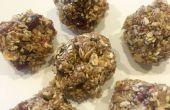 Piqûres de Cookie Vegan semi