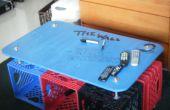 Comment construire une Table de café Milkcrate