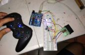 Contrôler quoi que ce soit avec la manette ps2 et Arduino (sans fil)