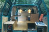 BRICOLAGE Van conversion camping-car