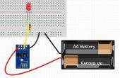 Clignotent pour natif de ESP8266, comme l'arduino à l'aide de Windows
