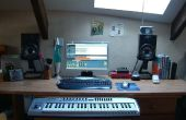 L'autour de la maison ordure Studio d'enregistrement!!!