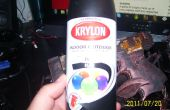 Mon projet que j'ai utilisé krylon avec.