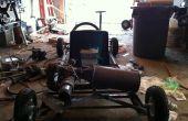 Jet moteur Karting